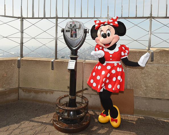 Empire State Building「Minnie Mouse Takes NYFW」:写真・画像(11)[壁紙.com]