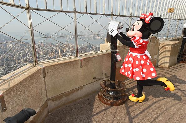 ミニーマウス「Minnie Mouse Takes NYFW」:写真・画像(18)[壁紙.com]