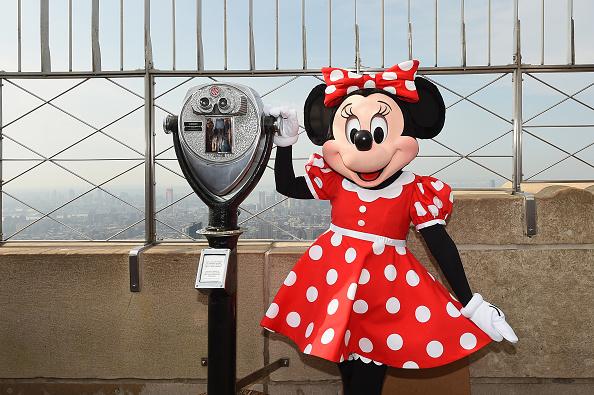 ミニーマウス「Minnie Mouse Takes NYFW」:写真・画像(14)[壁紙.com]