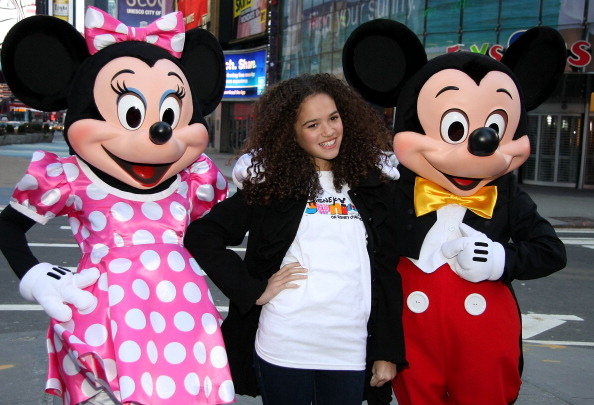 ミニーマウス「Mickey Mouse And Minnie Mouse Celebrate The Launch Of Disney Junior」:写真・画像(16)[壁紙.com]