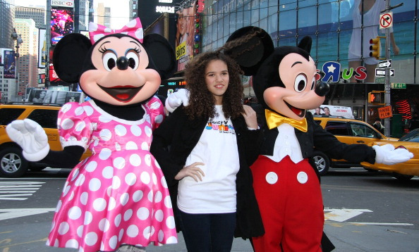 ミニーマウス「Mickey Mouse And Minnie Mouse Celebrate The Launch Of Disney Junior」:写真・画像(14)[壁紙.com]
