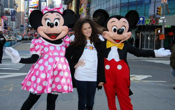 ミニーマウス「Mickey Mouse And Minnie Mouse Celebrate The Launch Of Disney Junior」:写真・画像(12)[壁紙.com]