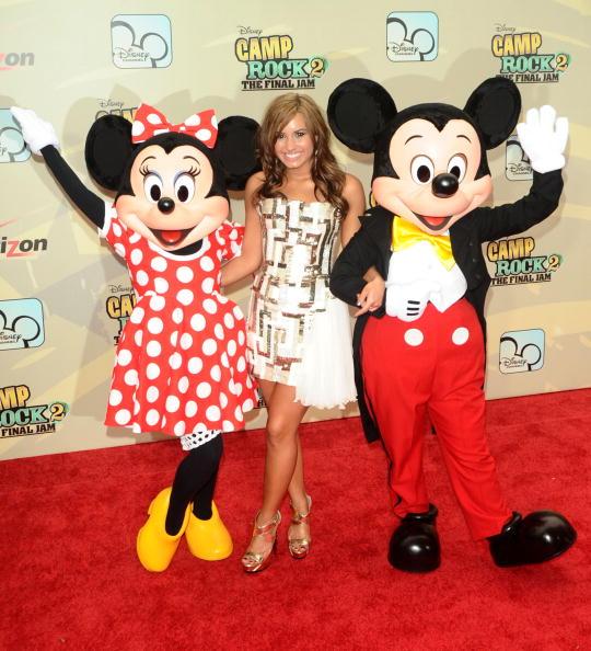 Mickey Mouse「'Camp Rock 2: The Final Jam' New York Premiere - Inside Arrivals」:写真・画像(18)[壁紙.com]