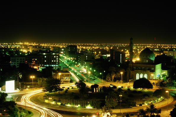 Baghdad「Baghdad At Night」:写真・画像(1)[壁紙.com]