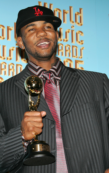 Rap「2005 World Music Awards - Press Room」:写真・画像(3)[壁紙.com]