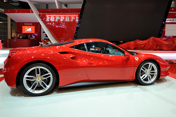 Ferrari「85th Geneva International Motor Show : Press Preview」:写真・画像(1)[壁紙.com]