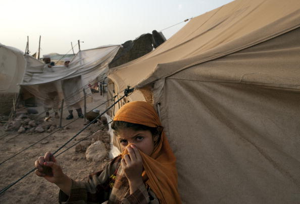 Dust「Internally Displaced Face Harsh Conditions In Relief Camps」:写真・画像(13)[壁紙.com]
