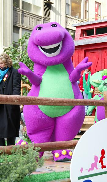 Dinosaur「76th Annual Macy's Thanksgiving Day Parade」:写真・画像(0)[壁紙.com]