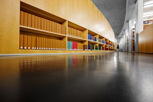 Surface Level「Modern Library」:スマホ壁紙(14)