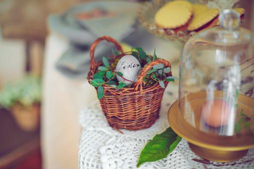 Easter Basket「Happy Easter!」:スマホ壁紙(11)
