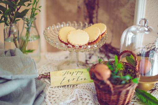 Easter Basket「Happy Easter!」:スマホ壁紙(19)