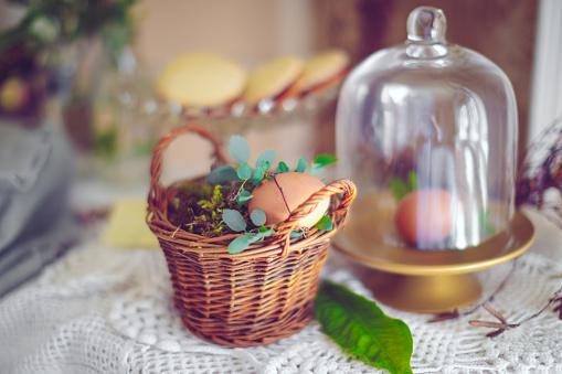 Easter Basket「Happy Easter!」:スマホ壁紙(13)
