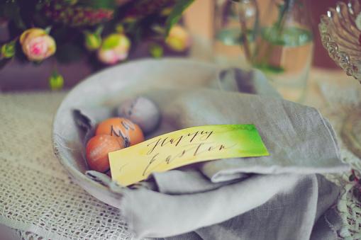 Easter Basket「Happy Easter!」:スマホ壁紙(8)
