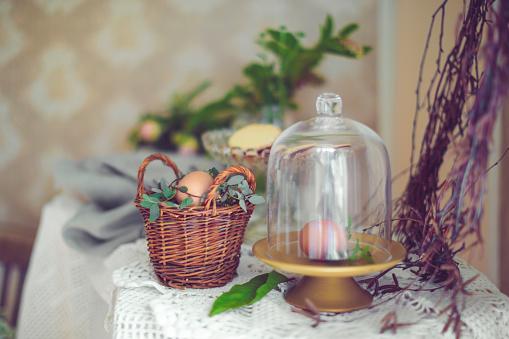 Easter Basket「Happy Easter!」:スマホ壁紙(14)