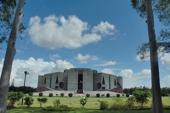 Ornamental Garden「National Parliament House Of Bangladesh」:写真・画像(7)[壁紙.com]