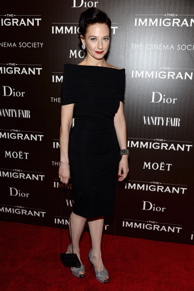 """Silver Shoe「Dior & Vanity Fair With The Cinema Society Host The Premiere Of The Weinstein Company's """"The Immigrant"""" - Arrivals」:写真・画像(12)[壁紙.com]"""