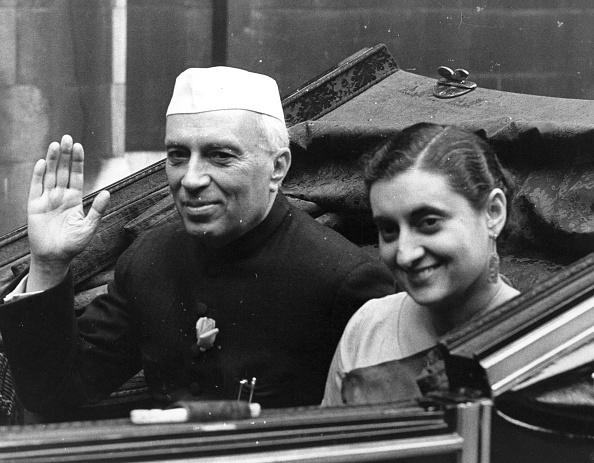 Monty Fresco「Nehru And Gandhi」:写真・画像(2)[壁紙.com]