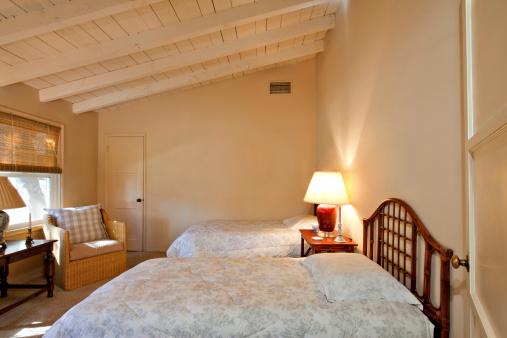 Twin Bed「Twin Bedroom」:スマホ壁紙(19)