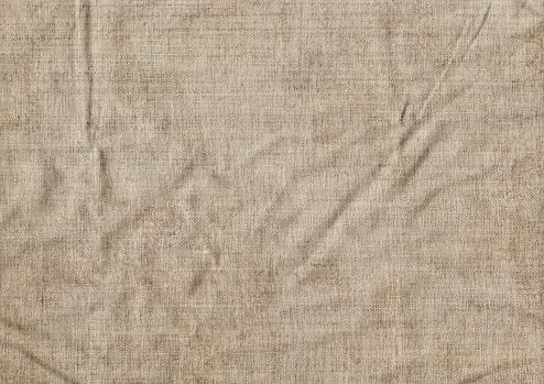Canvas Fabric「Hi-Res Artist Natural Linen Duck Canvas Wrinkled Grunge Texture」:スマホ壁紙(12)