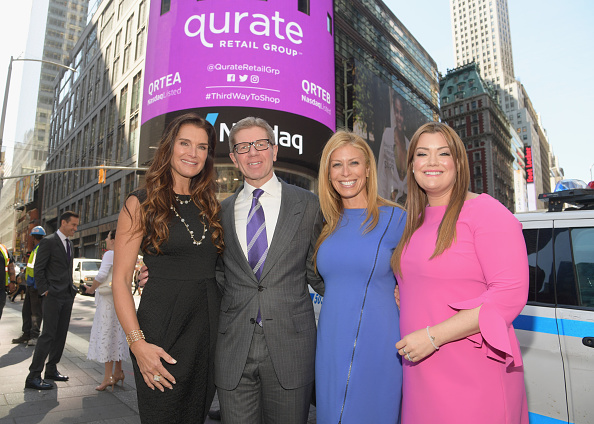 Finance and Economy「Qurate Retail Group Opening Bell Ceremony At Nasdaq MarketSite」:写真・画像(12)[壁紙.com]