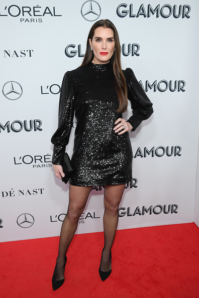 Mini Dress「2019 Glamour Women Of The Year Awards - Arrivals And Cocktail」:写真・画像(4)[壁紙.com]