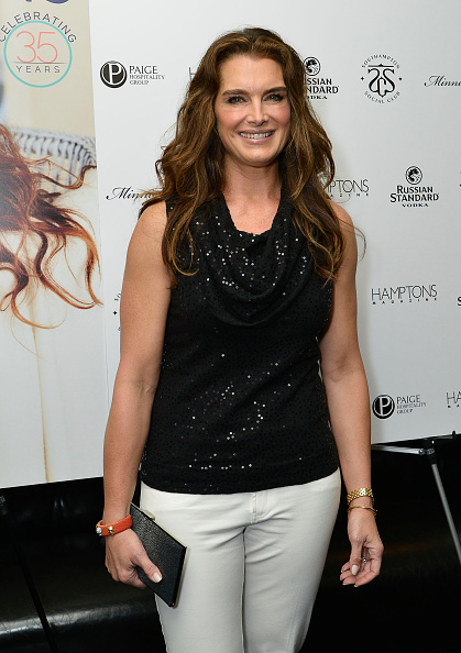 Wristwatch「Hamptons Magazine Celebrates Brooke Shields At Annual Memorial Day Kick-Off Party With Russian Standard Vodka」:写真・画像(19)[壁紙.com]