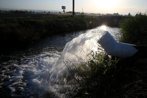 Water「California's 4-Year Drought Takes Toll On State's Sacramento Valley」:写真・画像(3)[壁紙.com]