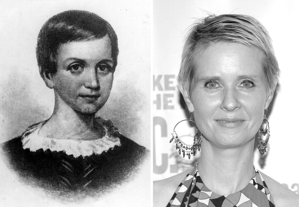 Composite Image「FILE PHOTO:  Cynthia Nixon To Play Emily Dickinson In Biopic Role」:写真・画像(16)[壁紙.com]