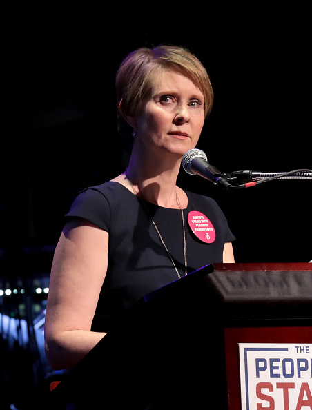 Cynthia Nixon「The People's State Of The Union」:写真・画像(16)[壁紙.com]