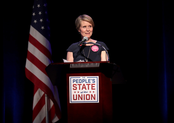 Cynthia Nixon「The People's State Of The Union」:写真・画像(3)[壁紙.com]