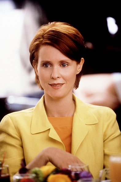 Sex and the City Film Series「Actress Cynthia Nixon...」:写真・画像(6)[壁紙.com]