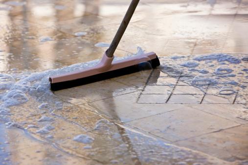 Polishing「Cleaning」:スマホ壁紙(8)