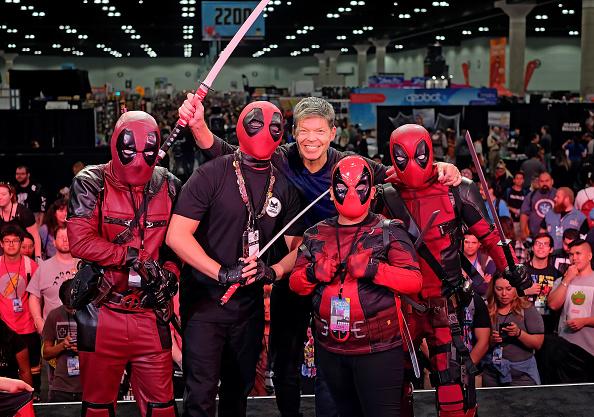 Cosplay「Stan Lee's Los Angeles Comic Con 2017」:写真・画像(5)[壁紙.com]