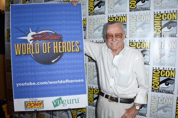 "Comic con「Comic-Con International 2012 - ""Stan Lee's World Of Heroes"" Press Line」:写真・画像(16)[壁紙.com]"