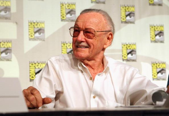"Comic con「Comic-Con International 2012 - ""Stan Lee's World Of Heroes"" Panel Discussion」:写真・画像(14)[壁紙.com]"