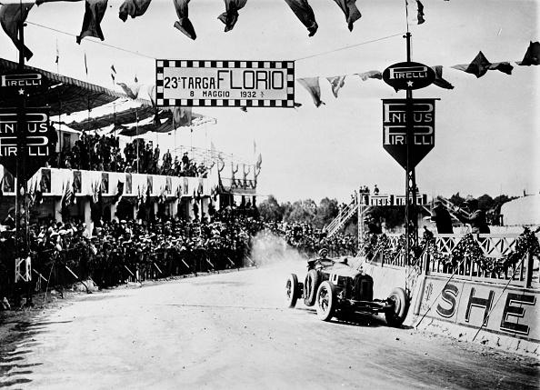 Alfa Romeo「Tazio Giorgio Nuvolari」:写真・画像(13)[壁紙.com]