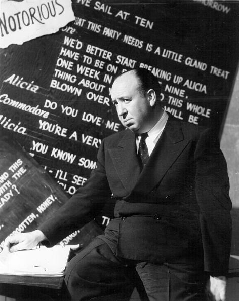 Director「Hitchcock And Script」:写真・画像(5)[壁紙.com]