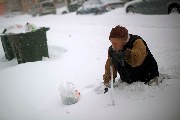 Snow「Massive Winter Storm Brings Snow And Heavy Winds Across Large Swath Of Eastern Seaboard」:写真・画像(1)[壁紙.com]
