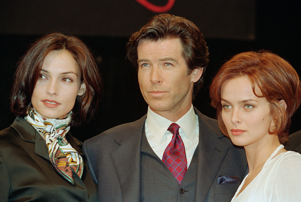 Famke Janssen「Stars Of GoldenEye」:写真・画像(4)[壁紙.com]