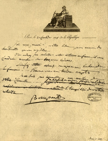 Risk「Letter From First Consul Napoleon Bonaparte To The Count Of Provence」:写真・画像(11)[壁紙.com]