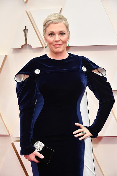 Alexander McQueen - Designer Label「92nd Annual Academy Awards - Arrivals」:写真・画像(15)[壁紙.com]