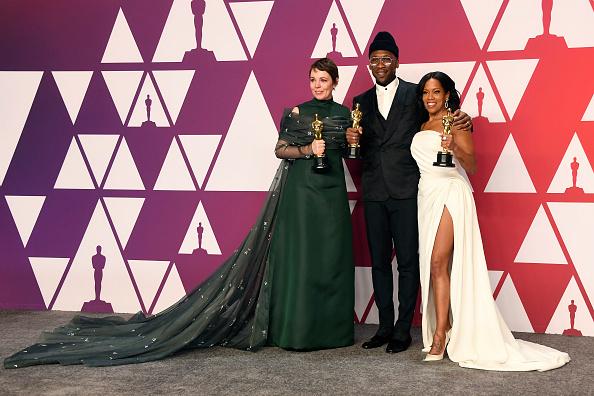 Shawl Collar「91st Annual Academy Awards - Press Room」:写真・画像(19)[壁紙.com]