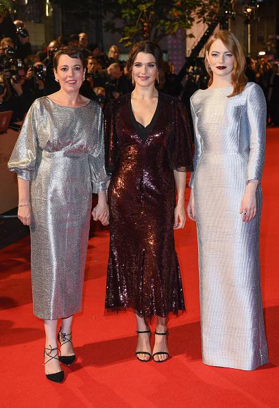 "Premiere Event「""The Favourite"" UK Premiere & American Express Gala - 62nd BFI London Film Festival」:写真・画像(18)[壁紙.com]"