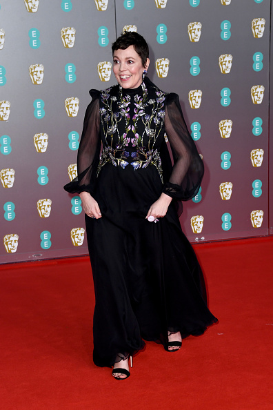 Drop Earring「EE British Academy Film Awards 2020 - Red Carpet Arrivals」:写真・画像(11)[壁紙.com]