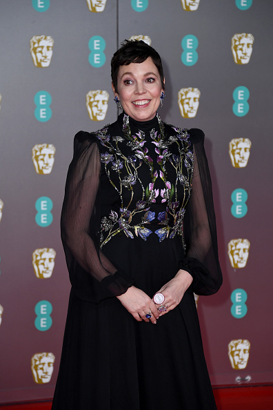 Three Quarter Length「EE British Academy Film Awards 2020 - Red Carpet Arrivals」:写真・画像(14)[壁紙.com]
