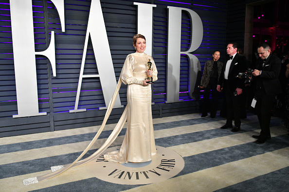 最優秀女優賞「2019 Vanity Fair Oscar Party Hosted By Radhika Jones - Arrivals」:写真・画像(10)[壁紙.com]