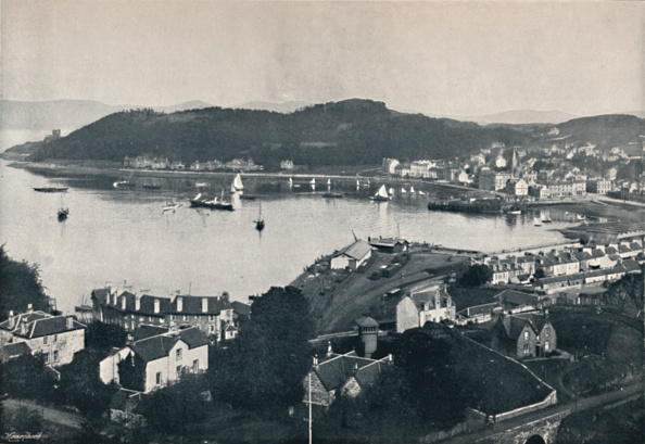 View Into Land「Oban - The Town And The Bay」:写真・画像(9)[壁紙.com]