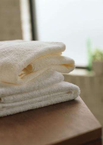 Stacking「Towels」:スマホ壁紙(14)