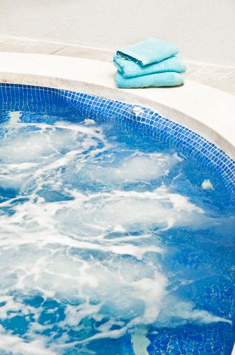 Health Spa「towels」:スマホ壁紙(8)