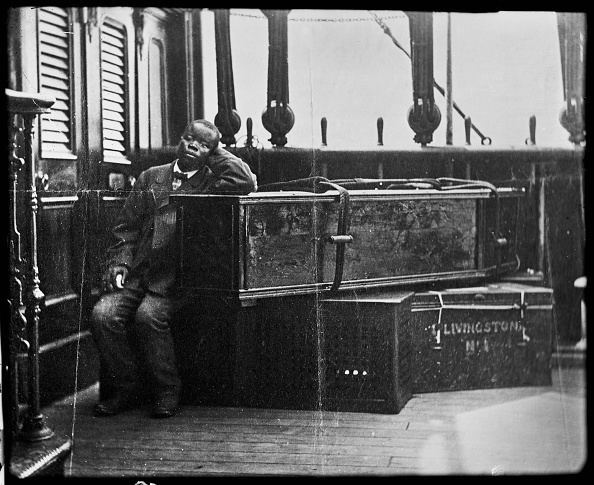 Ship「Jacob Wainright With Livingstone's Coffin」:写真・画像(9)[壁紙.com]